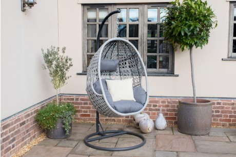 attan Ascot Hanging Chair - Right Hand Side View