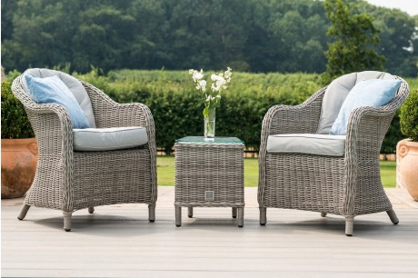 Maze Rattan Oxford 3 Piece Lounge Set