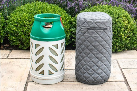 Maze - Outdoor Fabric 10KG Gas Bottle Cover