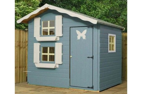 Mercia Wooden Double Storey Snowdrop Playhouse