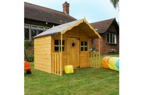 Mercia Honeysuckle 6x5ft Wooden Playhouse