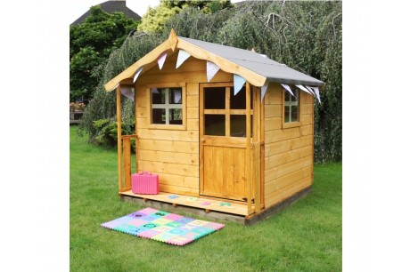 Wooden Poppy Playhouse - Mercia 5x5ft