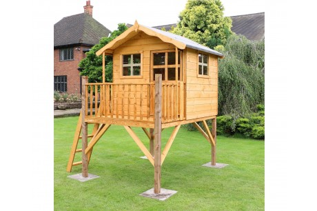 Mercia 5x5ft Tower Poppy Playhouse