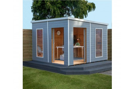 Mercia Pool House Summer house 10ft x 10ft