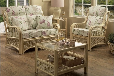 Desser Vale 2 Seat Conservatory Furniture Set in Perth