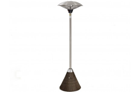 Maze Rattan - Winchester Tall Patio Heater