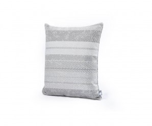 Maze Bora Bora Grey Outdoor Fabric Scatter Cushion