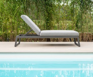 Allure All-Weather Garden Lounger