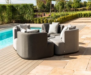 Maze Snug Outdoor Fabric Set