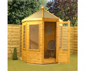 Mercia Traditional Avon 6ft Octagonal Summer House
