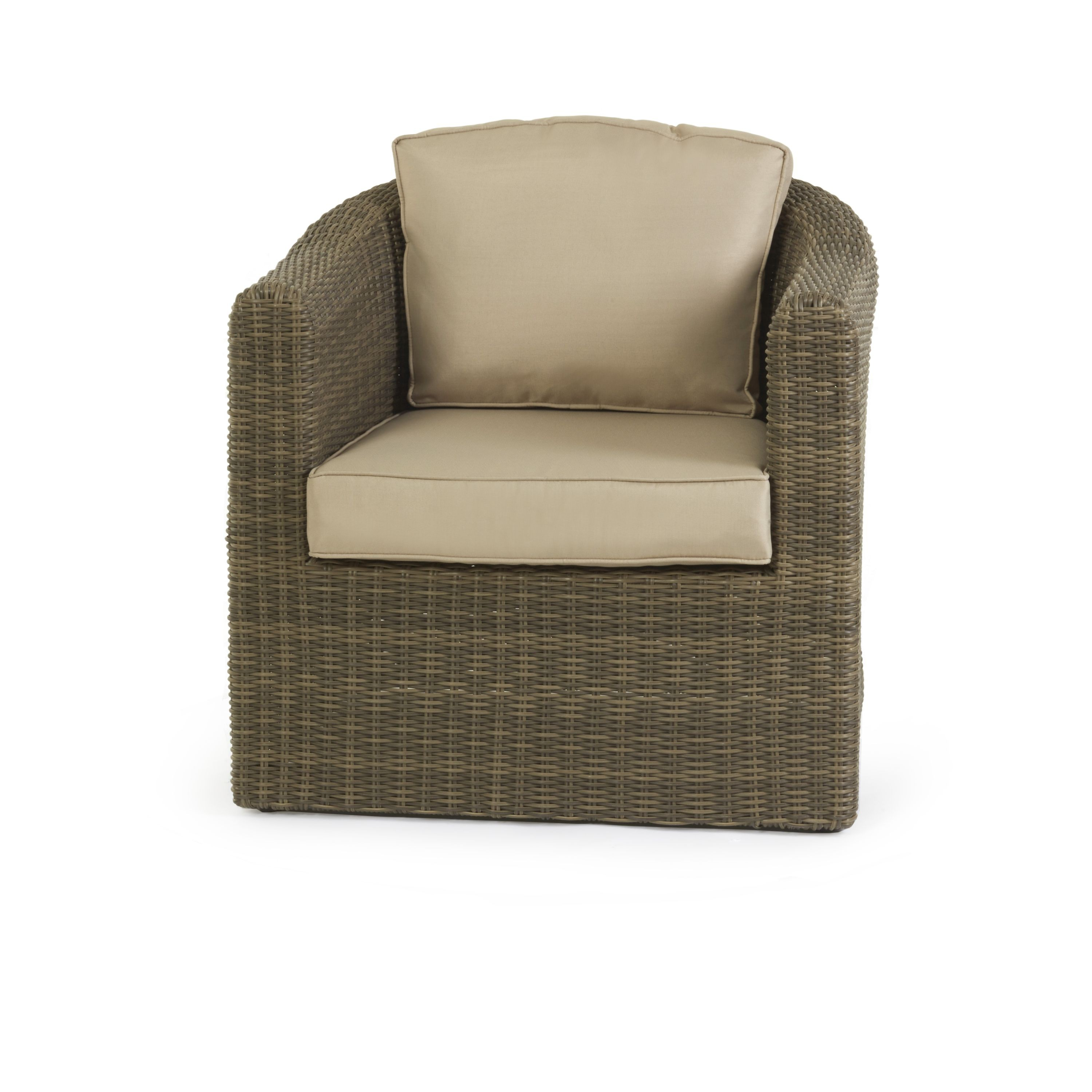 Maze Rattan Winchester large armchair