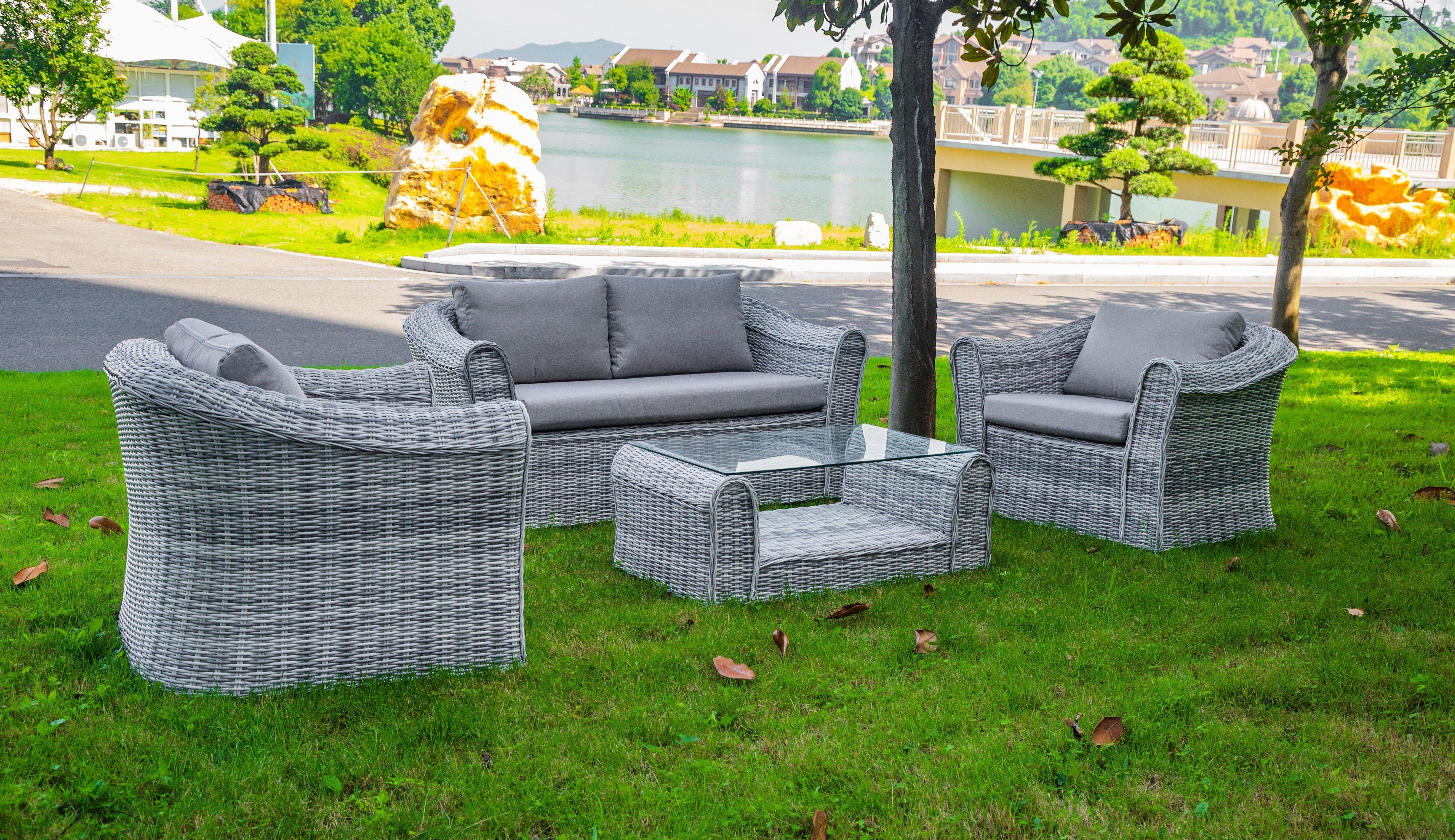 Cambridge 2 Seat Garden Furniture Sets